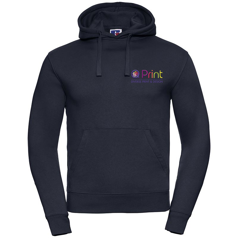 Hoody – A full range of branded clothing embroidered, printed or transfer print options available. Sizes from junior to adult 5XL.