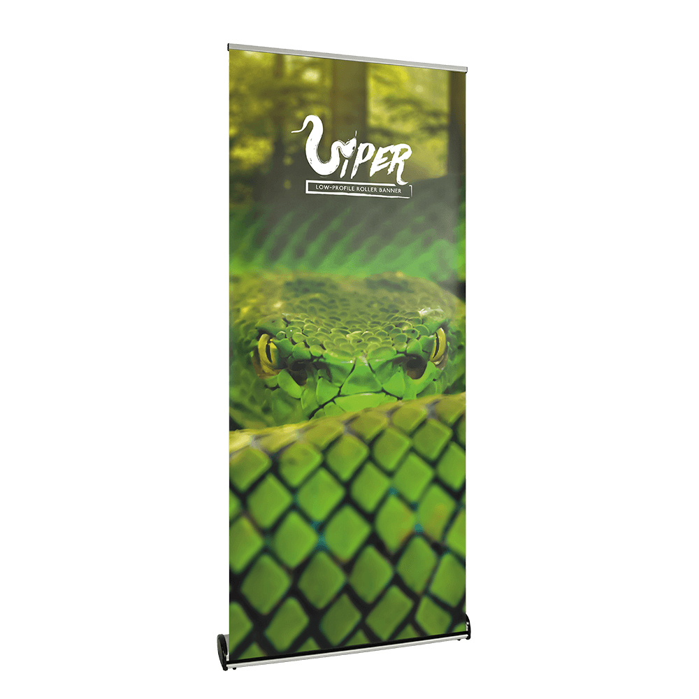 Roller Banner – A full range to suit all budgets. An array of sizes and styles.
